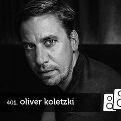 Soundwall Podcast #401: Oliver Koletzki