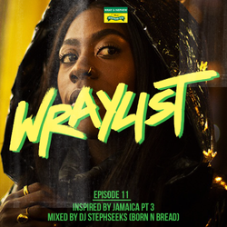 Inspired by Jamaica Pt 3 – Mixed by stephseeks (BORN N BREAD)