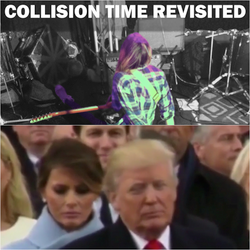 Collision Time Revisited 1702 - The 250 Pound Orange Asshole In The Room