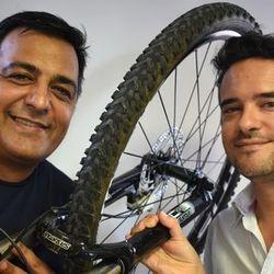 Sebastián Medina en Baires en Bici 30-03-19