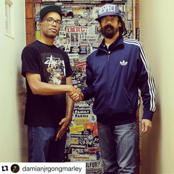 "ADVENTURES IN STEREO w/ DAMIAN ""JR. GONG"" MARLEY"