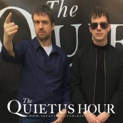 The Quietus Hour - A New Radio Programme. Episode 07/04/2016