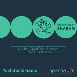 Yoshitoshi Radio 029 - Live From Good Room Brooklyn + Eli & Fur Guest Mix