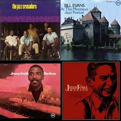 WHYR JAZZ: Gifts & Messages 7/14/2018 Show 331