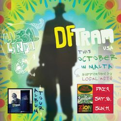 The Visitor - Warm up session , pt.1 for Df Tram Illegal Lingo Tour  2015 @ Zion (Malta)