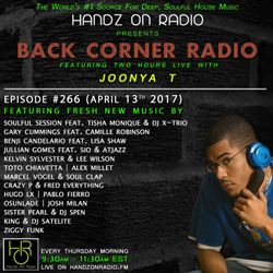 BACK CORNER RADIO: Episode #266 (April 13th 2017)