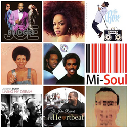 Instant Vintage on Mi-Soul Sunday 13th July 2014