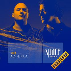 Aly & Fila at Clandestin pres. Full On Ibiza - August 2014 - Space Ibiza Radio Show #21