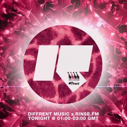 "Diffrent Music ""Rinse FM Show - 27th Dec 2013"" [Dexta & Kolectiv]"