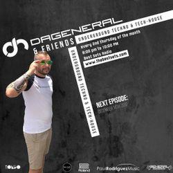 Rondo presents DaGeneral & Friends - 002