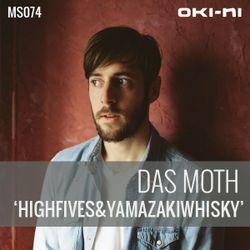 HIGHFIVES&YAMAZAKIWHISKEY by Das Moth