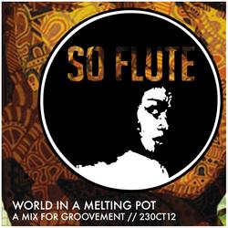 SO FLUTE: WORLD IN A MELTING POT // 23OCT12