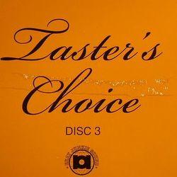 J Rocc Taster's Choice Disc 3