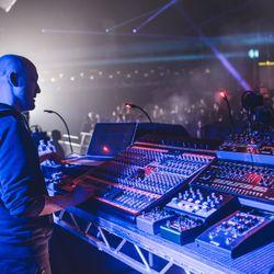 Paul Kalkbrenner -Live- (Sony Music, PK) @ NDSM Docklands, Scheepsbouwloods - Amsterdam (17.10.2018)