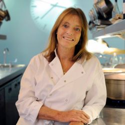 Chef Ruth Rogers of The River Cafe London