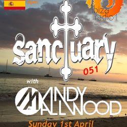 Sanctuary 051 ~ Ibiza Radio 1 ~ 01/04/18