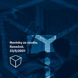 Shadowbox @ Radio 1 23/05/2021: Novinky po dlouhé době ze studia