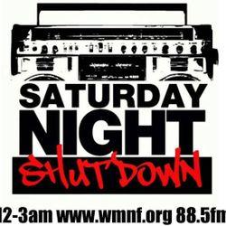 Saturday Night Shutdown w/DJ Eclipse 88.5FM WMNF 10/7/17 (Tampa, FL)
