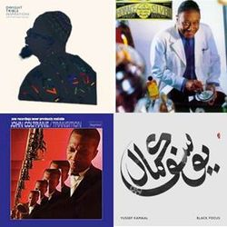 WHYR JAZZ: Gifts & Messages 5/26/2018 Show 324