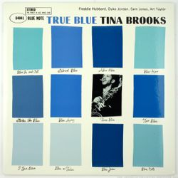 True Blue !  Halle Cat's  Blue Note Records.