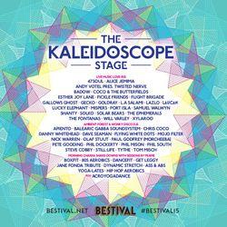Bestimix 155: Chris Coco's Kaleidoscope Stage Mix