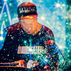 DJ Shadow (Turntablism, Mass Appeal Records) @ Le Fort Saint-Père - Saint-Malo, France (18.08.2017)