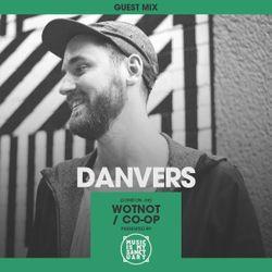 MIMS Guest Mix: Danvers (WotNot / CoOp, London)