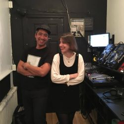 DJ SANNA B2B INVISIBLE GARY - FEBRUARY 27 - 2016