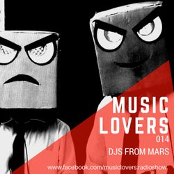 MusicLovers #014 - by Djs from Mars