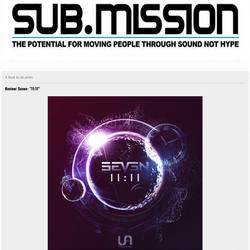 Seven - Sub.Mission Podcast - Dec 2017