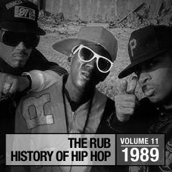 Hip-Hop History 1989 Mix