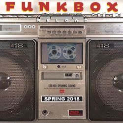 DJ JORUN BOMBAY PRESENTS : FUNKBOX RELOAD - SPRING 2018 EDITION