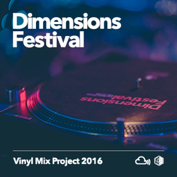 Dimensions Vinyl Mix Project  2016 : CLAUDIO IACONO