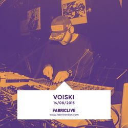 Voiski - FABRICLIVE x Divided Love Mix (Aug 2015)