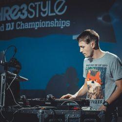 DJ Speedy- Ukraine - National Final