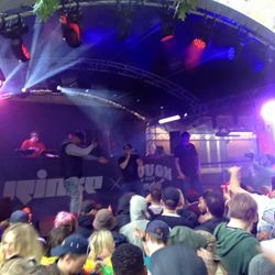 Uncle Dugs with Harry Shotta, Eksman and Navigator live from the Rinse FM stage at Notting Hill 2015