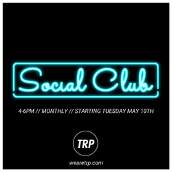 SOCIAL CLUB 002 - MEDITATION & THE MIND - JUNE 7 - 2016