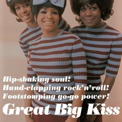Great Big Kiss Podcast #81 - March 14th 2020 mix