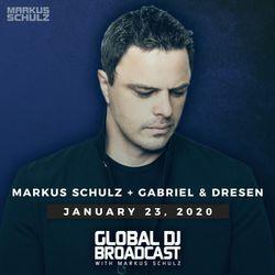 Global DJ Broadcast - Jan 23 2020