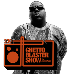 GHETTOBLASTERSHOW #330 (apr. 21/18)