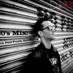 80's Mix: New Wave, Post-Punk, Synthpop