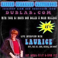 Kitten Sparkles' w/guest Laurice – Glitter Box (04.21.18)