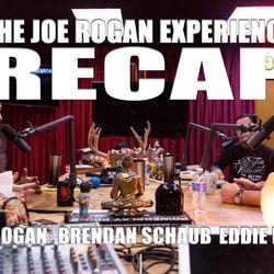 UFC Recap - Brendan Schaub & Eddie Bravo