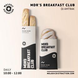 MDR's Breakfast Club with DJ Amtrak (17th May '21)