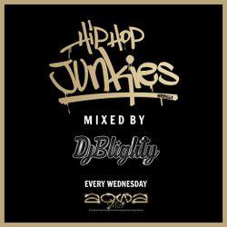 @DJBlighty - #HipHopJunkies Marbella May 2017 (R&B, Hip Hop & UK Garage, Old School & Current)