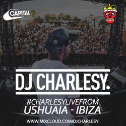 #CharlesyLiveFrom - Ushuaia