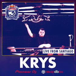 On The Floor – KRYS at Red Bull 3Style Chile National Final