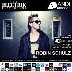Electrik Playground 16/12/17 inc. Robin Schulz Guest Session