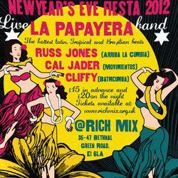 Cal Jader's Tropicalista: Best of 2012 mix