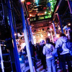 DJ Set @ Stubnitz, Amsterdam